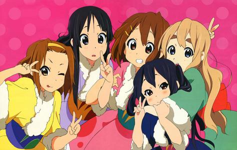 Group Of Friends Anime Girls   www.pixshark.com - Images ...