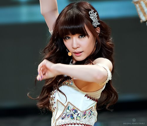 for me Tiffany is good voice..^^