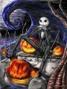 Apparently I'm gonna die, fall in love, become the calabaza queen, discover Christmas... try to take it over and make several kids cry in the process. Plus I'll get to fight a giant potato sack made of bugs... Nightmare Before Christmas... :P