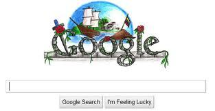 Used to lived in the U.S. but know I'm at Colombia! Mine is at July 20th so I got time! Google will be celebrating!