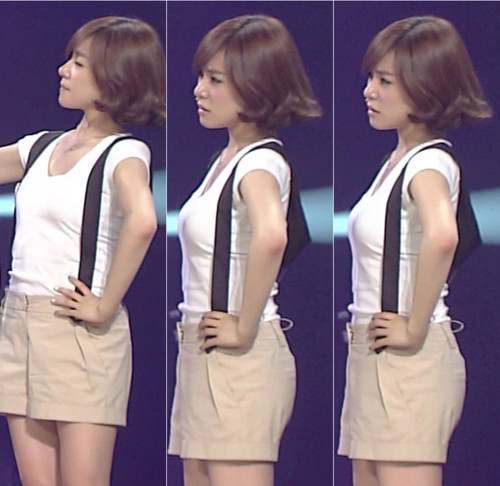 fany is still cute even when she's angry..^^