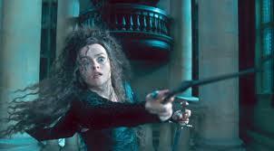 I'd get my hubby, Bellatrix. :P