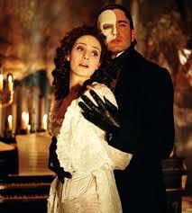 Drama, Romance, Music The Phantom of the Opera Christine Daae