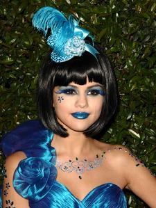Blue Selena...