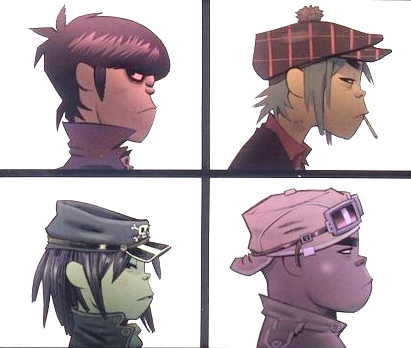 There's a fair bit of speculation, but it boils down to two উত্তর in my mind: 1) A groupie gave him a hell of a hickey (love bite bruise) or, adversely; 2) Murdoc bit him, due to his sadistic, mildly vampiric tendencies. Obviously, this is all speculation. If you're going to ask anyone, ask to artist. Xx