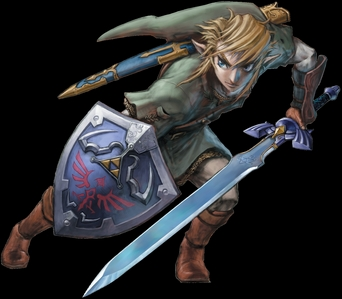 I've had a crush on Link ever since i was little <3