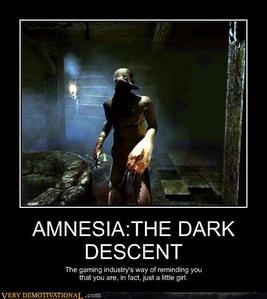 I played Amnesia, the Dark decent without peeing myself.