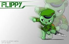 my idol, Flippy. :3
