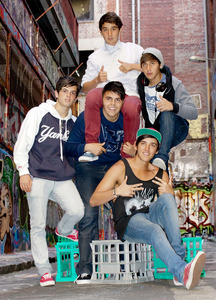 Luke Brooks, Beau Brooks, Jai Brooks, James Yammouni, Daniel Sahyouknee (the janoskians) a comedy group on youtube that have made me so much happier and confident and have even helped some people overcome deppression. Luke Brooks was voted 2nd most influential person in Australia and James Yammouni was voted 4th. if you havent seen these boys I suggest you look them up on youtube (I will say it again the janoskians) I garuntee you will pag-ibig them maybe not as much as I do but yeah <3