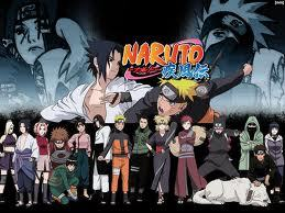 every one knows damn well its def NARUTO