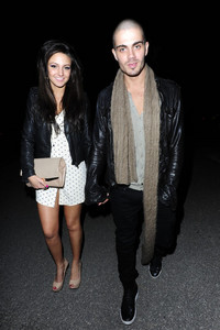ok... i Amore Max george and michelle keegan as a couple.