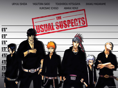 Um well there are quite a few filler arcs, two of which I found to be a total drag. But the ipakita is really worth watching, even if people claim that it's overrated, I think its really good! :D ...and I just thought this was an awesome Bleach pic :)