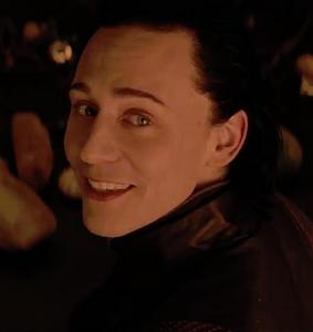 Why do you ask this question? His name is Loki. 'Nuff said.