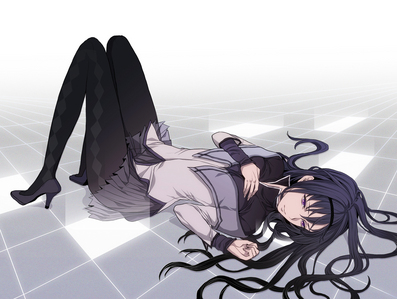 Because I wanna post another one of my crushes.. Homura Akemi