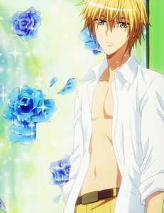 As usual. Takumi usui. My boyfriend.