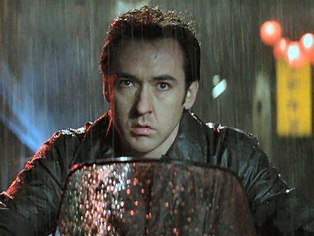 John Cusack. Bonus For Being Wet (;