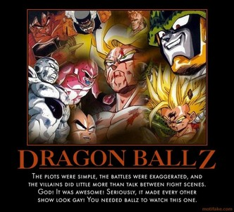 te only need one. Dragon Ball Z