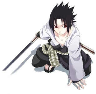 Sasuke Uchiha although he may be an culo u gotta feel sorry for him his whole clan was murdered da hes brother who he onced admired