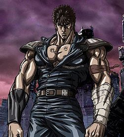 I'd call Kenshiro he was kickin culo before DBZ was cool YOU'RE ALL READY DEAD!