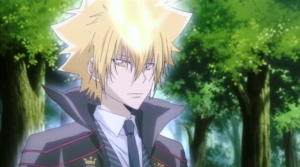 I can't choose between Shizuo o Giotto ^^ I'll post Giotto since Shizuo was already postato ^^