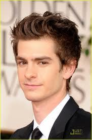 """Don't denie it, Du have a crush on Andrew Garfield from spiderman! throughout the whole movie Du were like 'tee hee, tee hee!' it was as annoying as hell!!!!!!!!!!!!!!!!!"" (Andrew Garfield) (below)"