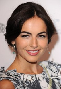 ive been told i look like Camilla Belle.