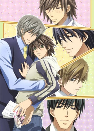 My existence doesn't consist of much other than Kuroshitsuji/Black Butler, but J guess Junjou Romantica is good too...x3