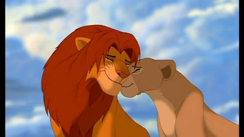 Simba and Nala are the best!