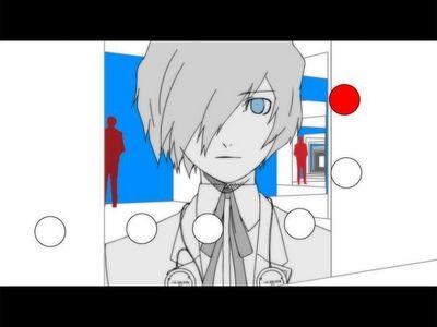 Minato Arisato Persona 3! >:D