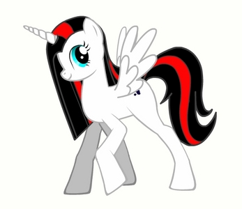 I'm my OC from MLP FiM. AWESOME!!!!