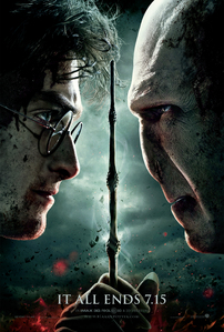 """Harry Potter and the deathly dick"""