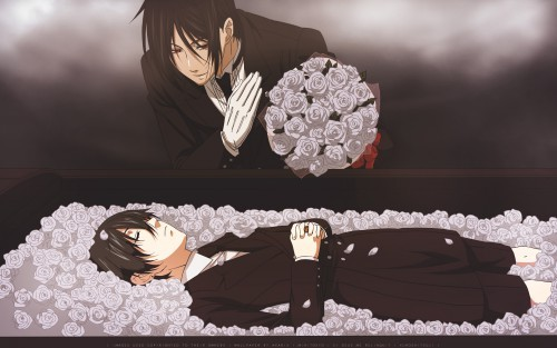 """"""" Because I am just one HELL of a butler. """""""