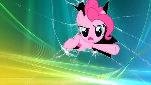 I KNEW IT WAS YOU! xDD Here's Pinkie Pie. :D