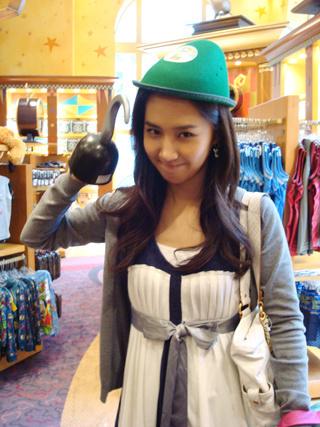 Yuri... so cute right... Captain hook--- toy