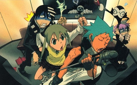 [i]Soul Eater.[/i] [i]Best animé ever.[/i]