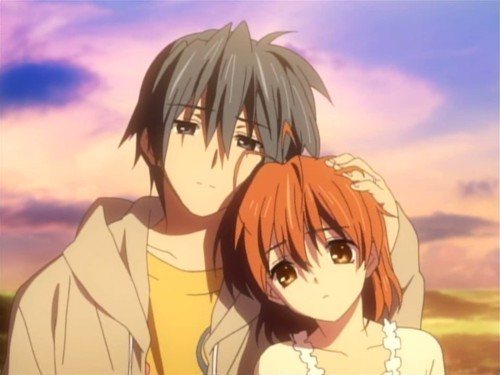 Clannad and Clannad: After Story.