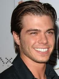 Matthew Lawrence with his big smile!