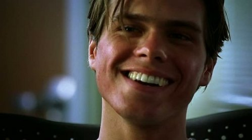 My first is Matthew Lawrence (pictured below) <3 2. Leonardo DiCaprio 3. Mike Vitar 4. Marty York 5. Will Friedle 6. Rider Strong 7. Ben Savage 8. Joey Lawrence 9. Matthew Perry 10. Cory Feldman