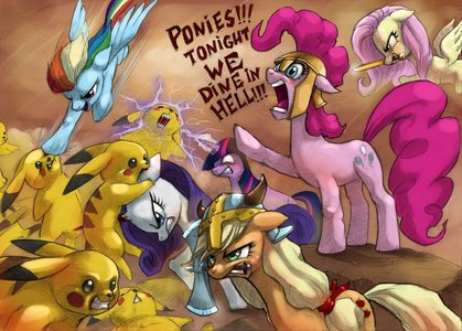THIS IS EQUESTRIA!
