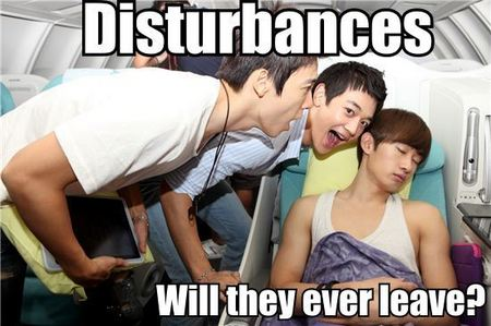 disturbances =_______=