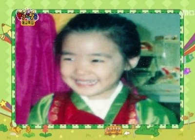 Baby Fany so cute! ^^