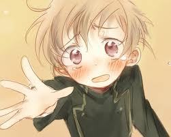 Rolo from Code Geass!!! He's so cute X3...and kinda scary lol.