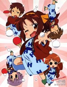 Haruhi Suzumiya! ^^