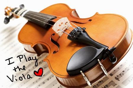 Yes, Acctually, I play the Viola :)