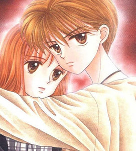sana & akito / kodocha they so loved each other...i wanted to see them datum