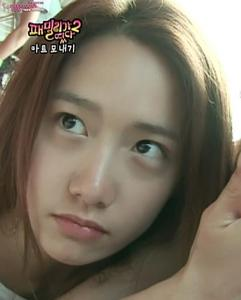 hehe..actually im scared with her THIS face ><