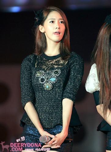 Yoona my kegemaran member^^
