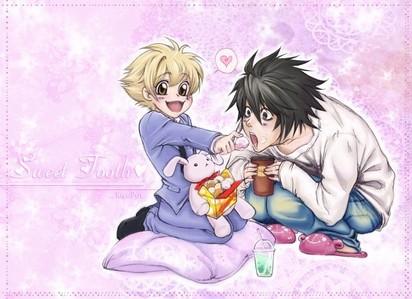 L and Mitsukuni!