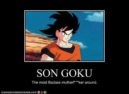 Psh, that sponge can Ciuman my *Bleep* I would be lebih worried if it was Goku