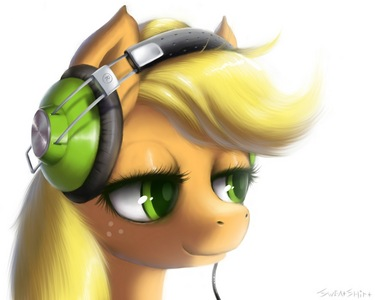 They listened to Музыка with applejack.